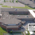 Harrison County High School - before